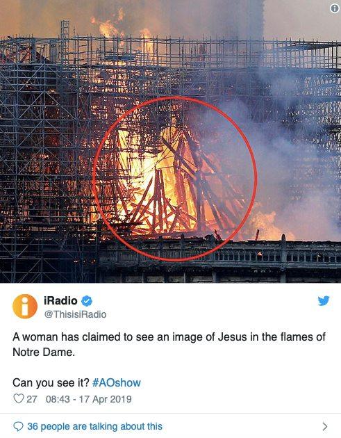 Pożar paryskiej katedry Notre-Dame sprowokował lawinę fake newsów i teorii spiskowych