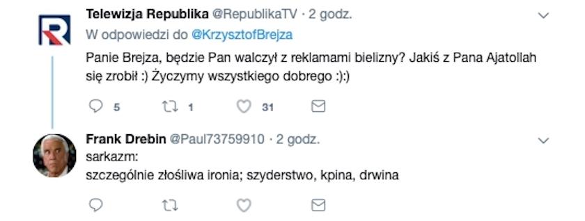 Krzysztof Brejza został źle zrozumiany