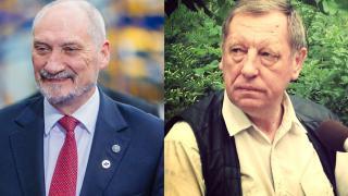 Antoni Macierewicz i Jan Szyszko