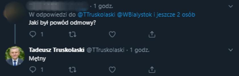 Tadeusz Truskolaski pozywa Telewizję Polską