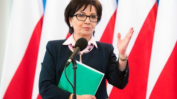 Elżbieta Witek nieoficjalnie kandydatką na marszałka Sejmu