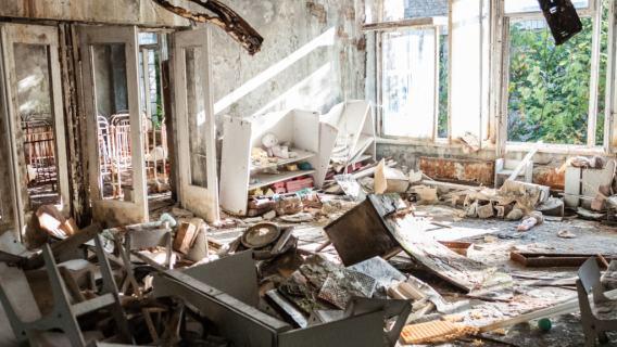Kiedy Czarnobyl będzie bezpieczny? Prawdopodobnie musi minąć jeszcze wiele lat
