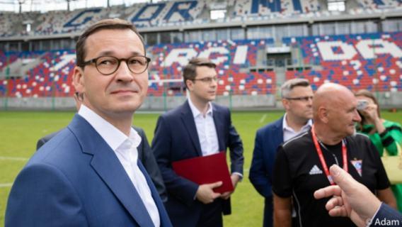 Śląsk: Mateusz Morawiecki coraz częściej gości w regionie
