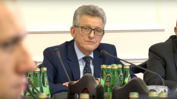 Stanisław Piotrowicz i afera samolotowa