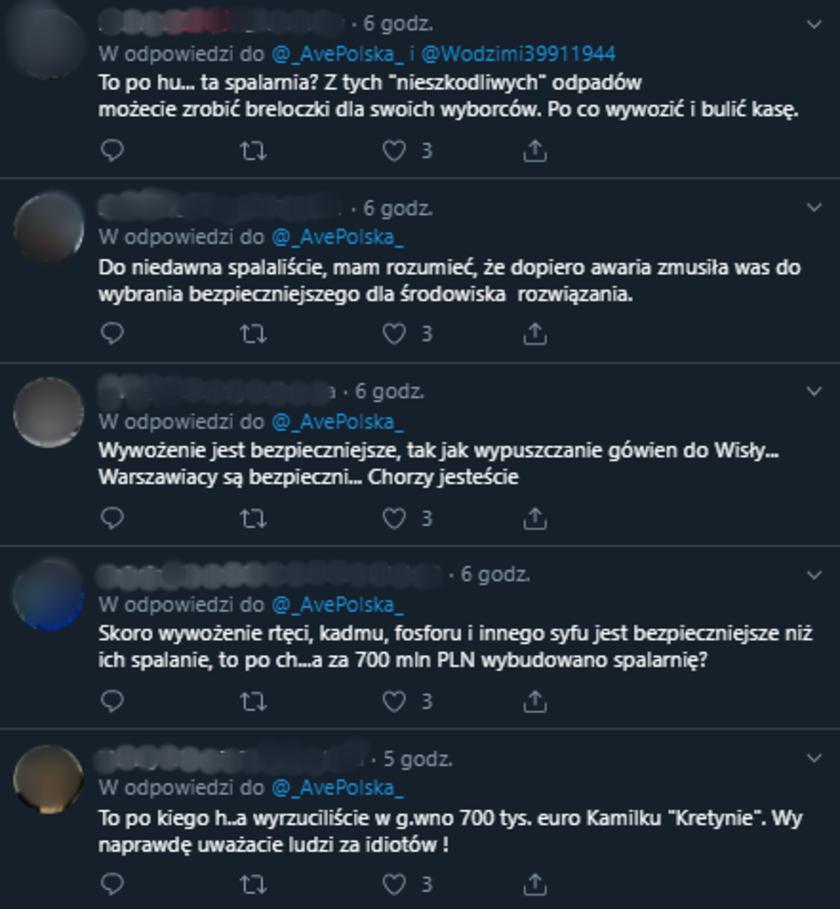 Kamil Dąbrowa fejk konto