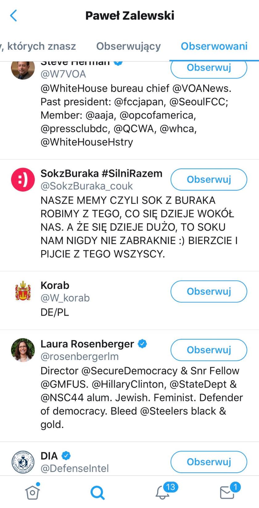 Sok z Buraka Twitter