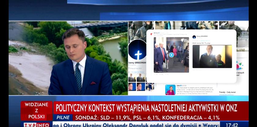 TVP Info fake