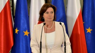 Małgorzata Kidawa-Błońska Silni Razem