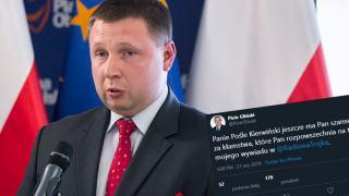 Marcin Kierwiński Piotr Gliński