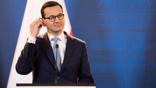 Mateusz Morawiecki płaca minimalna