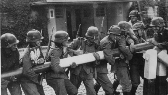 II Wojna Światowa: Słynne zdjęcie to falsyfikat