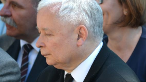 Jarosław Kaczyński opozycja