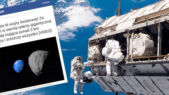 Koniec świata asteroida
