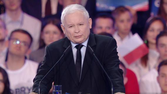 Tomasz Terlikowski a Jarosław Kaczyński