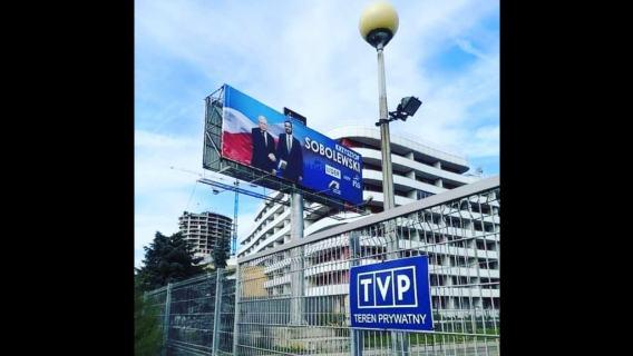 TVP billboard