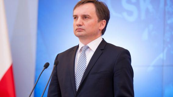 Zbigniew Ziobro Sejm