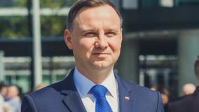 Andrzej Duda pomylił Kołobrzeg z Koszalinem? Geograficzna wpadka na twitterowym profilu prezydenta