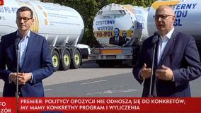 Wyborcza: cysterny wstydu należą do firmy Orlen Transport. Sprawdziliśmy fakty w sprawie