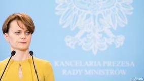 Ważna minister grozi dymisją? Jadwiga Emilewicz odpowiedziała na medialne doniesienia