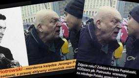 Fake ze znanym fotografem obiega Facebooka. Podpisano go jako funkcjonariusza SB skazanego za śmierć Popiełuszki
