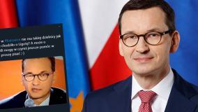 Mateusz Morawiecki jedynką PiS w Katowicach. Premier mówił o nieistniejącej dzielnicy tego miasta