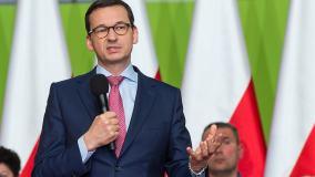 Morawiecki chwalił się wysokim dofinansowaniem na drogę w Świdnicy. Prezydent miasta: ta ulica nie istnieje