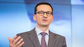 Morawiecki o PO: Bylejakość, lenistwo i wiarygodność na poziomie Żuław. O co chodziło premierowi?