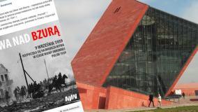 Muzeum II Wojny Światowej uczciło rocznicę bitwy nad Bzurą. Pokazano zdjęcie z niemieckiego filmu propagandowego