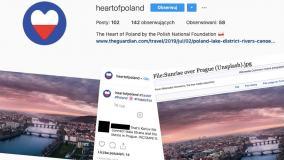 Miała być Warszawa, jest czeska Praga. Graficzna pomyłka na profilu promującym Polskę, za który płaci PFN