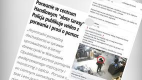 Policja ostrzega przed nieprawdziwymi wiadomościami, zawierającymi niebezpieczny link
