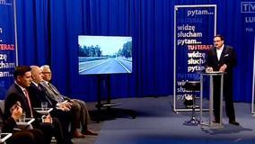 W TVP debata o rządach PiS. Udział wzięło czterech polityków, wszyscy z tej samej partii
