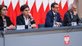 PiS obiecał nie tylko województwo częstochowskie, ale i środkowopomorskie. Ono także nie powstało