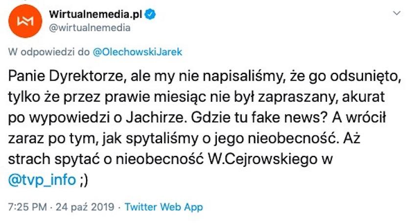Jan Pietrzak Wirtualne Media