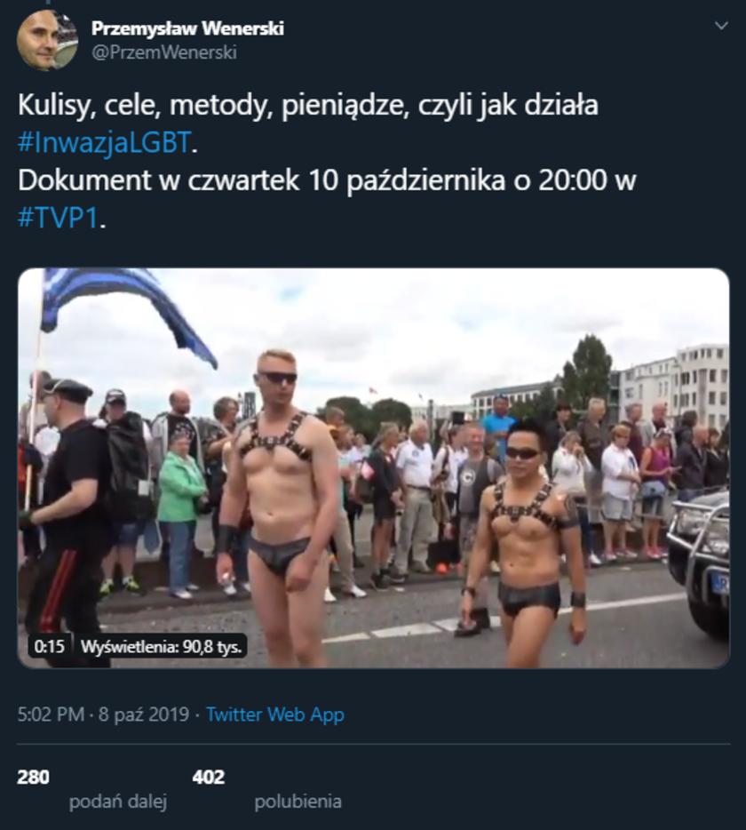 Kampania Przeciw Homofobii TVP
