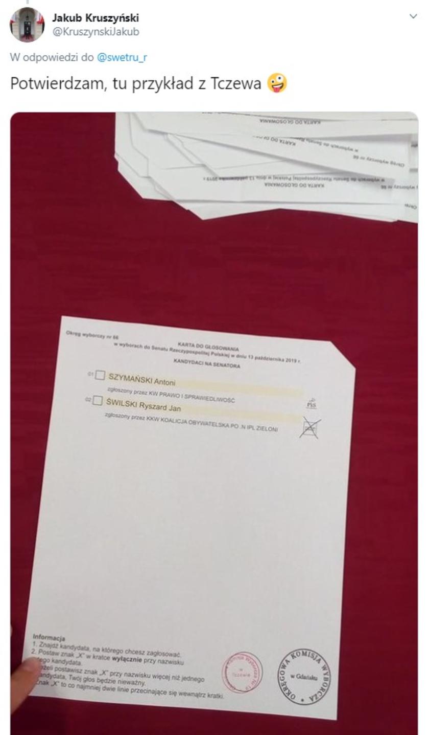 Koalicja Obywatelska karta