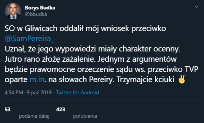 Sąd Borys Budka