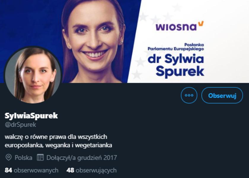 Sylwia Spurek fake
