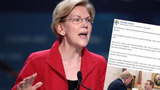 Elizabeth Warren Facebook