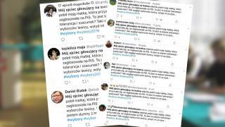 Twitter wybory parlamentarne