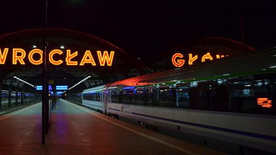 Dworzec Główny we Wrocławiu zdjęcia