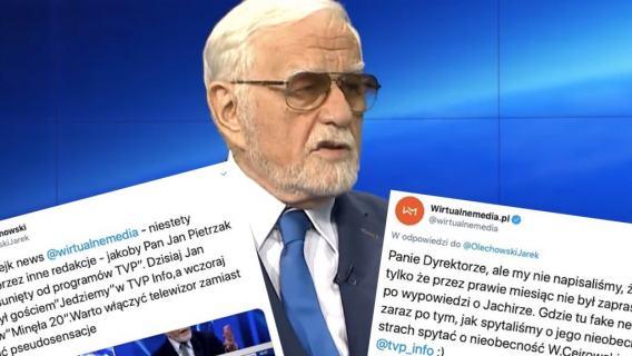 Jan Pietrzak TVP Info