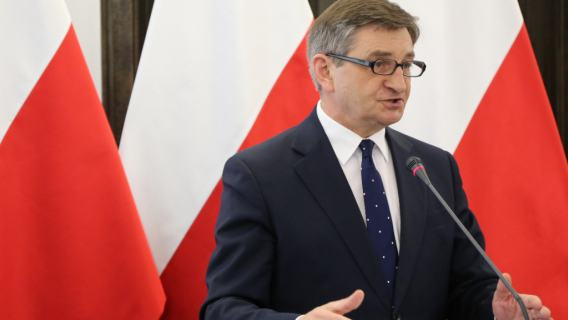 Marek Kuchciński mieszkanie