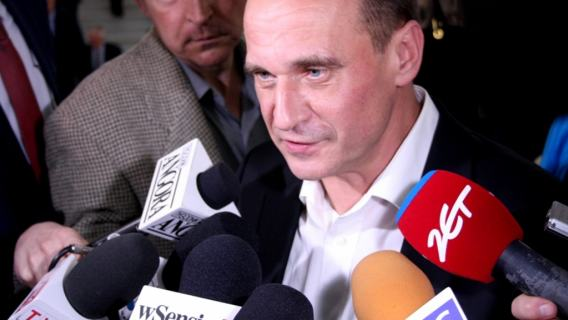 Paweł Kukiz Marek Suski