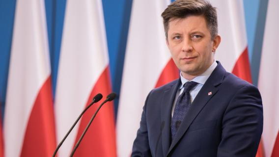 Prawo i Sprawiedliwość Michał Dworczyk