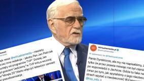 Jan Pietrzak 'odsunięty od TVP' po obrażeniu Jachiry? Olechowski zaprzeczył i popełnił wpadkę