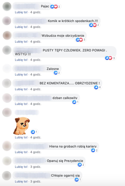 Andrzej Duda krytyka