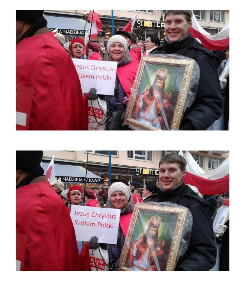 Marsz Niepodległości zdjęcia
