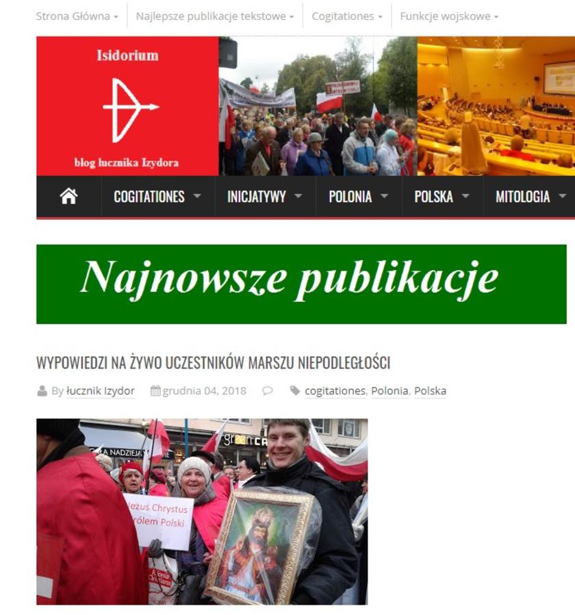 Marsz Niepodległości zdjęcie