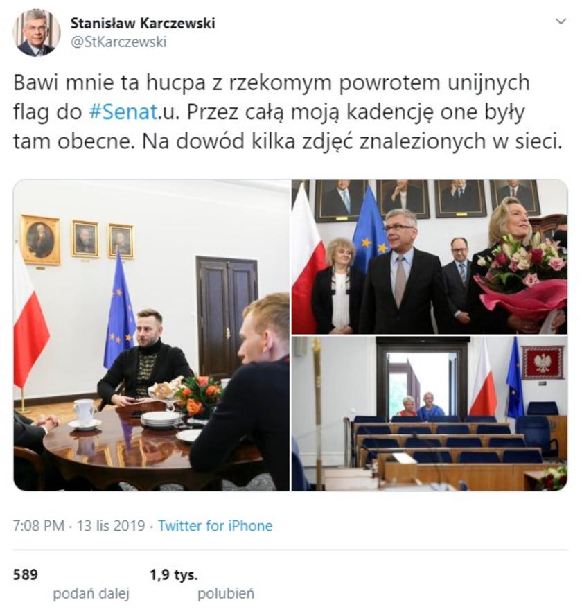 Stanisław Karczewski UE