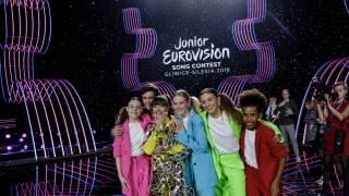 Eurowizja Junior Viki Gabor
